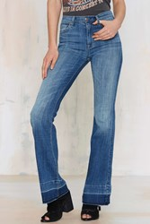 Nasty Gal 7 For All Mankind Ginger Flare Jeans