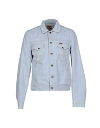 Wrangler Denim Outerwear Blue