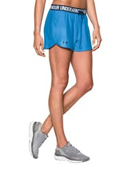 Under Armour Play Up Athletic Shorts Water