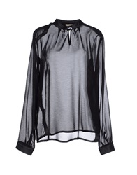 Giorgia And Johns Blouses Black