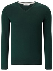J. Lindeberg Lyman Wool Jumper Military Green