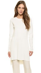 Ty Lr The Mirage Knit Tunic Creme