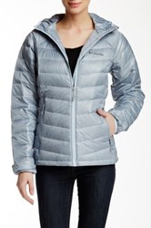 Columbia Platinum 860 Turbo Down Jacket Gray
