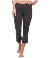 The North Face Tadasana Capri Asphalt Grey Heather Women's Capri Gray