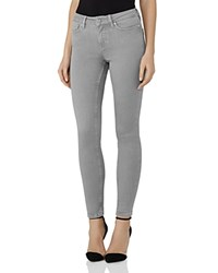 Reiss Stevie Skinny Jeans Light Gray