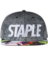 Staple Crosscourt Snapback