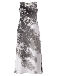 Anrealage Printed Dress White