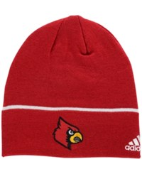 Adidas Louisville Cardinals Travel Knit Hat