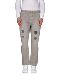 Pence Trousers Casual Trousers Men Grey