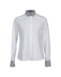 Joe Rivetto Shirts Shirts Men White