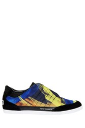 Y 3 Honja Low Trainers Blue