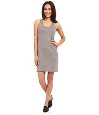 Alternative Apparel Effortless Tank Dress Nickel Women's Dress Beige