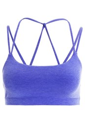 Gap Sports Bra Becca Blue