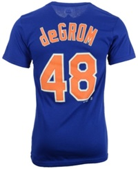 Majestic Men's Jacob Degrom New York Mets Player T Shirt