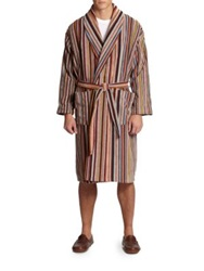 Paul Smith Multi Striped Robe Multi Color