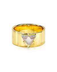 Jules Smith Designs Jules Smith Trillion Ring Opal