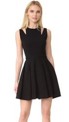 Giambattista Valli Sleeveless Dress Black