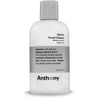 Anthony Logistics For Men Anthony Glycolic Facial Cleanser