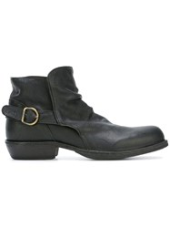 Fiorentini Baker 'Carnaby Carol' Boots Black