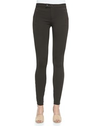 Vince Skinny Ponte Ski Pants Dark Chocolate Women's Bark