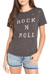 Daydreamer Women's Daydream 'Rock N Roll' Graphic Tee