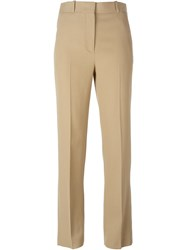 Givenchy Slim Tailored Trousers Brown