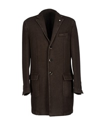 L.B.M. 1911 Coats Dark Brown
