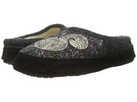 Acorn Forest Mule Grey Squirrel Women's Slippers Gray