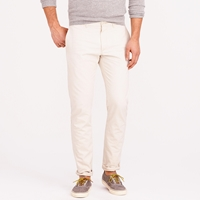 J.Crew Broken In Chino In 484 Fit