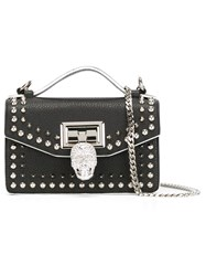Philipp Plein 'Office' Crossbody Bag Black