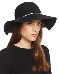 Genie By Eugenia Kim Lana Floppy Hat Black