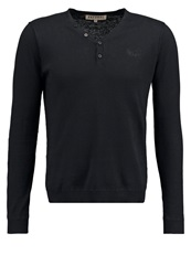 Kaporal Borag Jumper Black Anthracite