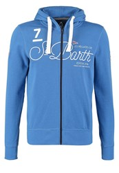Gaastra Bee Tracksuit Top Blue Sail Mottled Blue