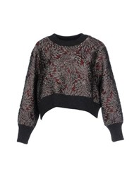 Dolce And Gabbana Topwear Sweatshirts Women Maroon