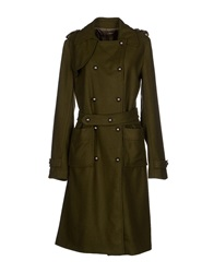 Nocollection Coats Military Green