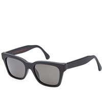 Super America Sunglasses Black Matte