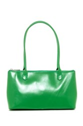 Hobo Lola Genuine Leather Handbag Green