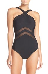 Women's Miraclesuit 'Point Of View' One Piece Swimsuit