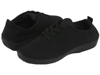 Arcopedico Ls Black Women's Lace Up Casual Shoes