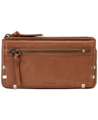 The Sak Sanibel Flap Wallet Tobacco