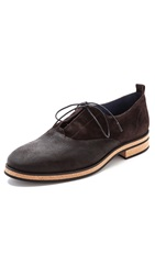 Opening Ceremony Gunther Oxfords Dark Brown