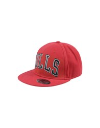 Myrtle Beach Accessories Hats Men Red