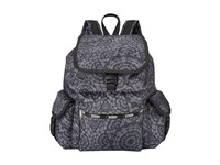 Le Sport Sac Voyager Backpack Lace Backpack Bags Multi