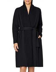 Yummie Tummie Lofty French Terry Robe Black