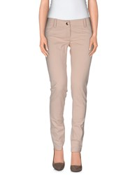 Betty Blue Trousers Casual Trousers Women Beige