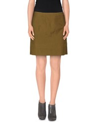 Jil Sander Skirts Mini Skirts Women