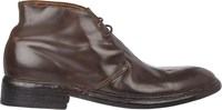 Harris Burnished Chukka Boots Brown
