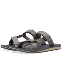 Teva Universal Slide Grey