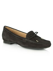 Daniel Alexandria Driving Loafers Black
