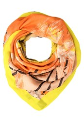Calvin Klein Jeans Stacy Scarf Yellow
